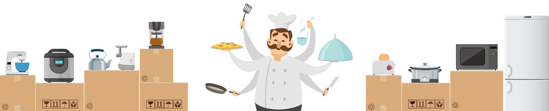 Accessoires de préparation culinaire