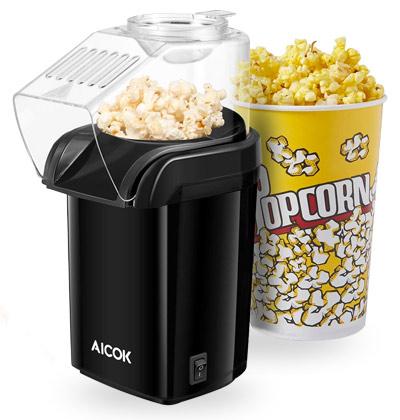 aicok machine popcorn