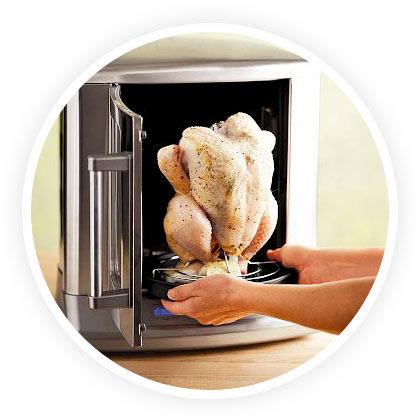 avantages cuisson roti