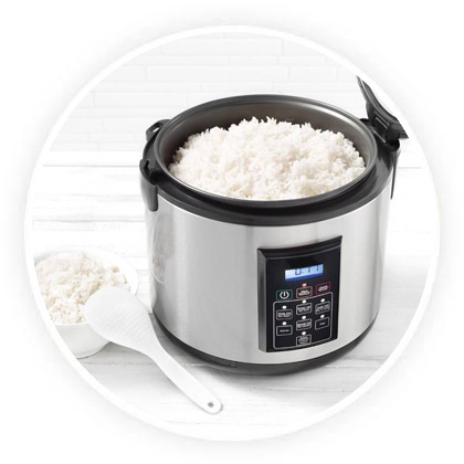 avantages rice cooker