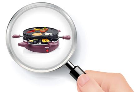 comment choisir raclette