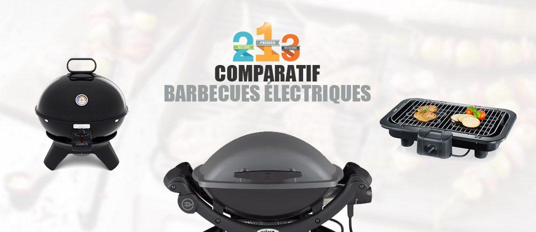 comparatif barbecues electriques