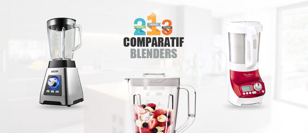 comparatif blenders