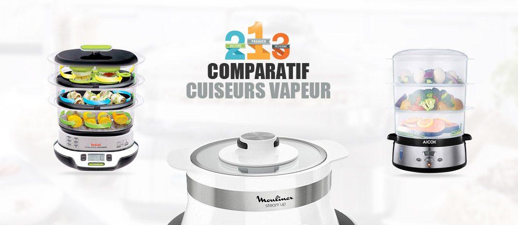comparatif cuiseurs vapeur