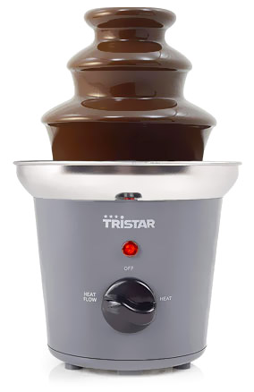 fontaine chocolat Tristar