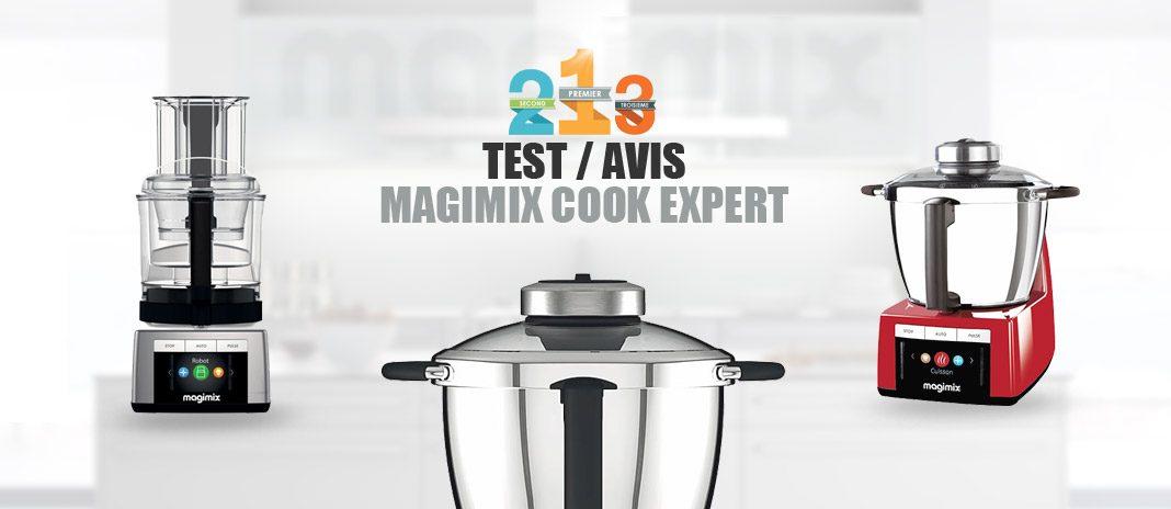 magimix cook expert test et avis