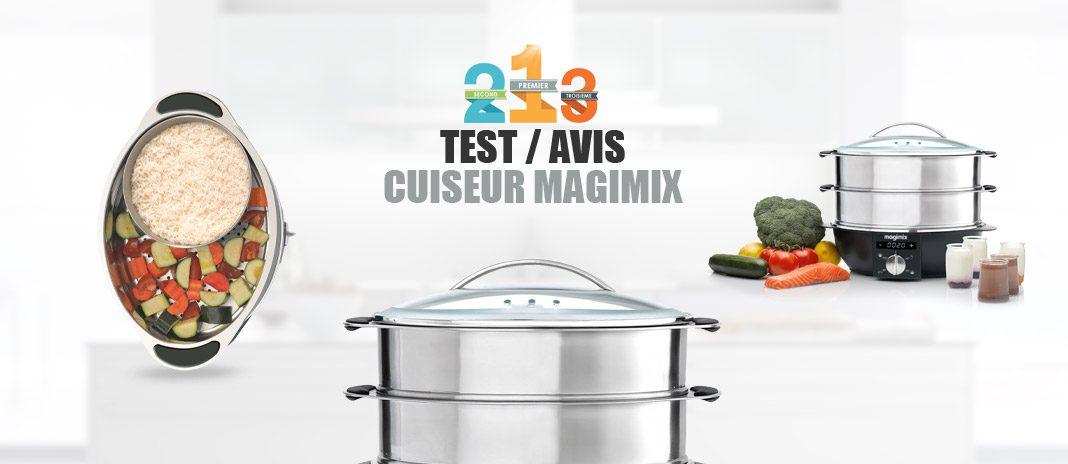 test cuiseur magimix