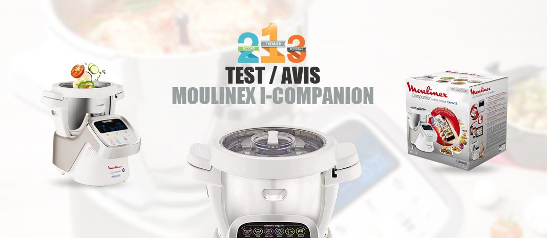 test moulinex icompanion