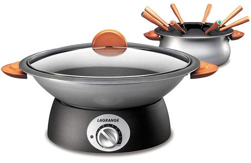 Lagrange Wok & fondue