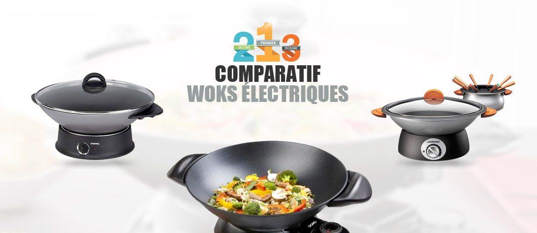 comparatif woks electriques