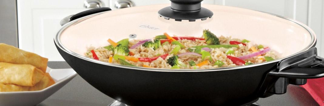 wok électrique