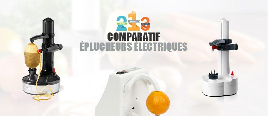 comparatif éplucheurs électriques