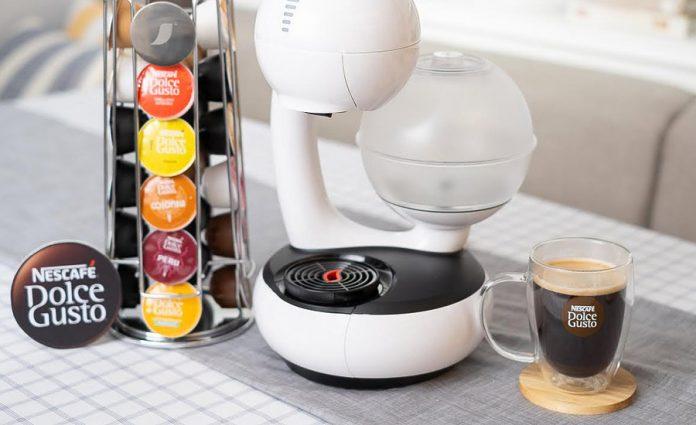 cafetiere connectée Esperta