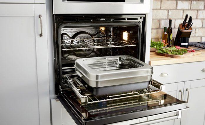 four connecté kitchenaid