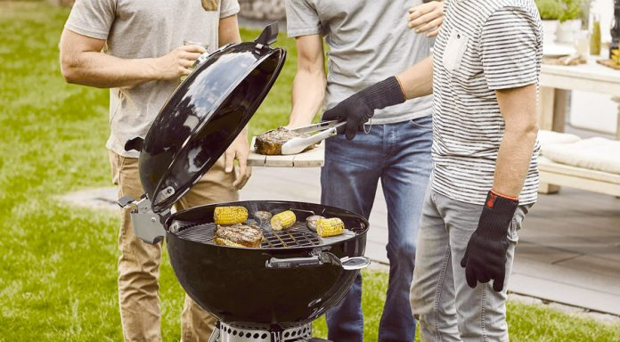 saison barbecues weber
