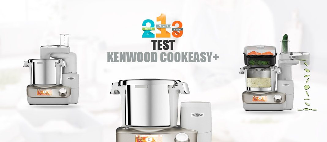Test CookEasy Kenwood