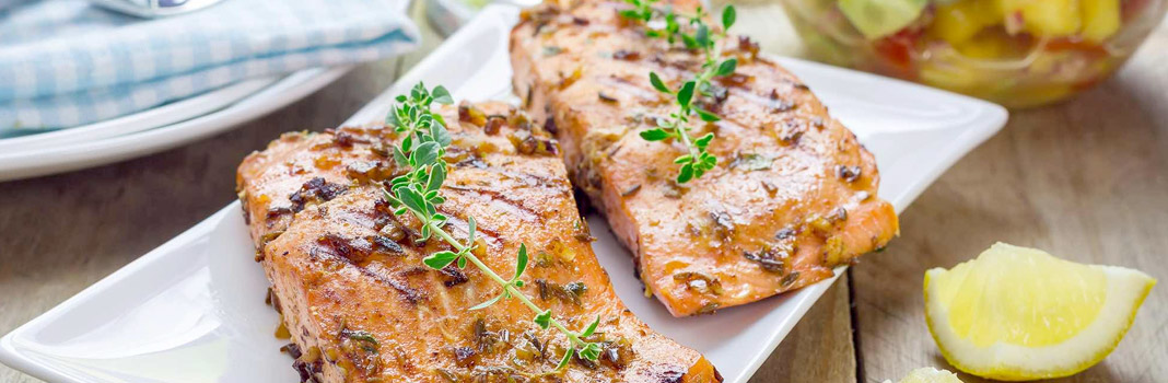 cuisson du poisson